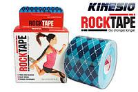 Кинезио тейп (kinesio tape ) RockTape дизайн серия