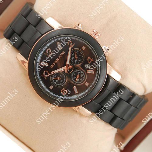 Стильные наручные часы Michael Kors Black 1634