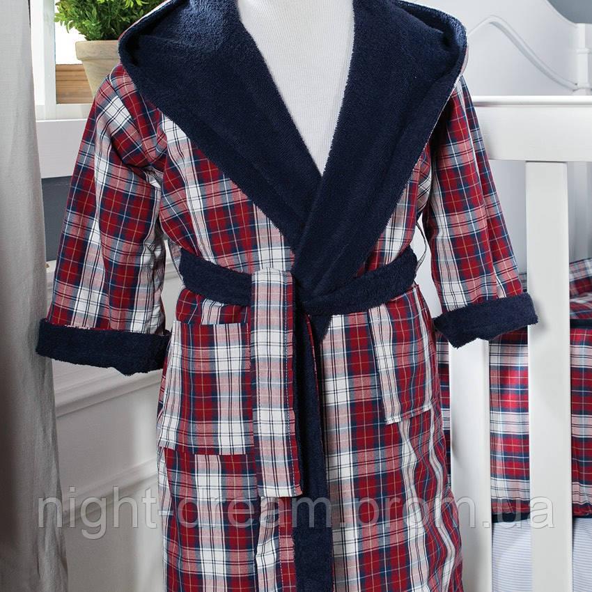 Детский халат Oliver от CASUAL AVENUE на 5-6 лет