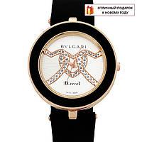 Красивые часы для женщины Bvlgari B. Zero Black