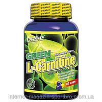 FitMax®Жиросжигатель  FM Green L-Carnitine, 90 caps