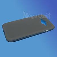 Силиконовый чехол-накладка для Samsung Galaxy J7 (j700)