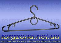 Плечики-вешалка для одежды (пластмассовая) 39 см