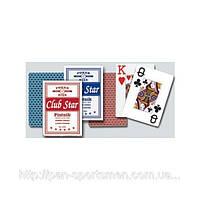 Карты игральные 1384 Club Star