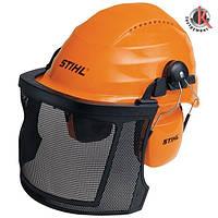 Шлем защитный Stihl с сеткой и наушниками, Штиль (00008840141)