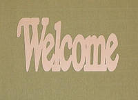 Слово  WELCOME