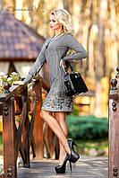 Молодежное платье Seventeen