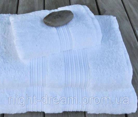 London Casual Avenue (Mood Eke Home) 50х90 пушистое полотенце  из бамбука и хлопка White