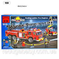 "Конструктор ""Пожарная служба"" 908 Brick"