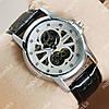 Функциональные наручные часы Omega Silver/Silver 1814