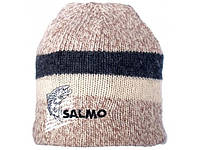 Шапка шерстяная с флисом Salmo 302744