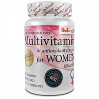 Витамины BIOTECH Multivitamin for Women 60 tabs