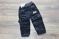 Вельветовые брюки для мальчиков 1 год