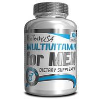 Витамины BIOTECH Multivitamin for Men - 60 т