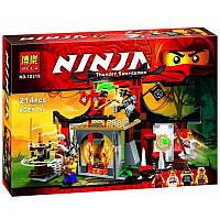 Конструктор Bela Ninja «Бой у Додзе» - 10319