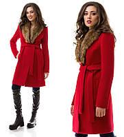 И0043 Пальто кашемир зимнее