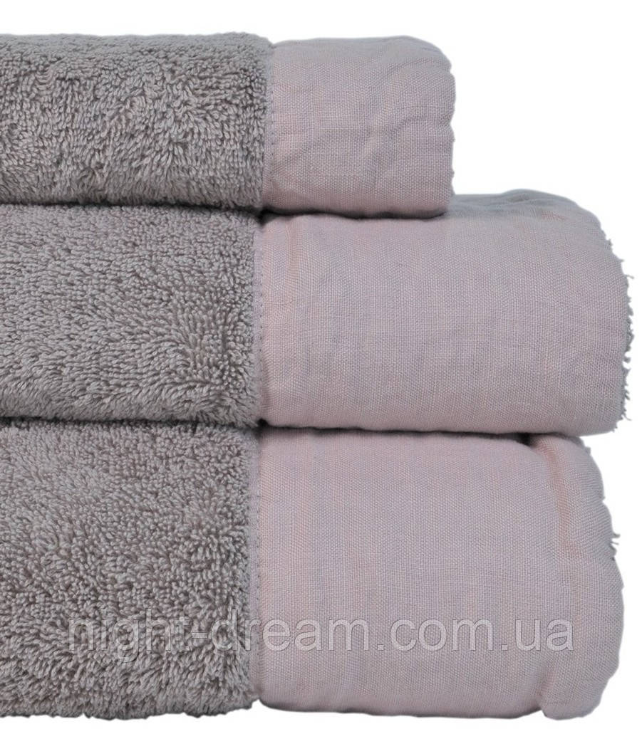 HAMPTON Casual Avenue полотенце 30х50 Warm Gray-Quartz