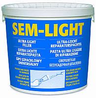 Sem Light - свехлегкая безусадочная эластичная шпаклевка  1 литр