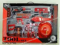 Детский набор инструментов с каской, Т200