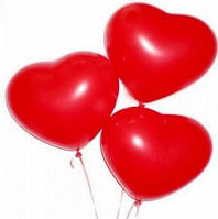Шарики воздушные Сердце H80