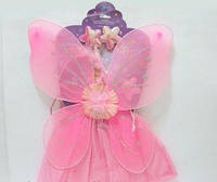 П Костюм карнав. 7598 Бабочка с цветком