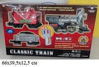 Детская железная дорога 46 на р/у музыка, свет