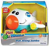 Веселый самолет, игрушка музыкальная Keenway K31519 *ю