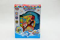 Play Smart Музыкальная развивающая игрушка в виде книжки Сказочный дельфинчик 7380 YNA /5-5