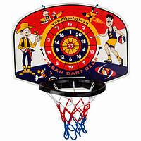 Дартс с баскетбольным кольцом PILSAN 03-400