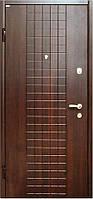 Входные двери мдф пвх ТМ Булат серия Каскад модель 133