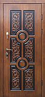 Нестандартные двери ТМ Булат серия Каскад модель 301