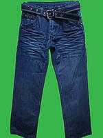 Утепленные джинсы для мальчика 6-7 лет 122 (Турция)