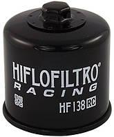 Масляный фильтр для мотоцикла Suzuki GSX-R , GSF , RF , SV , Intruder , DL , LTA , ( Hiflo Filtro HF138RC )