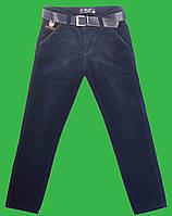 Утепленные вельветовые брюки для мальчика (Турция) (152-176).