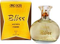 Парфюмерная вода для женщин Bliss Astres (Gold) (Carlo Bossi), 100мл