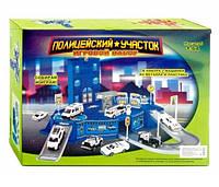 Игровой набор «Полицейский участок» ZYВ-В 2201-2