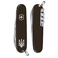Складной нож Victorinox SPARTAN UKRAINE Трезубец Vx13603.3R1