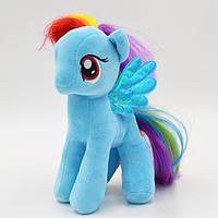Радуга Дэш мягкая игрушка Мой маленький пони