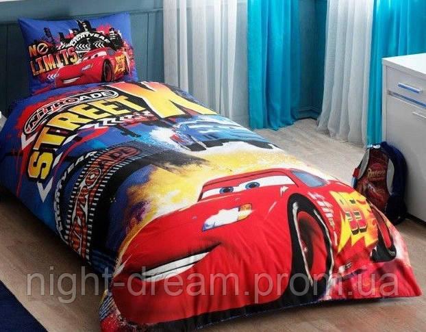 Подростковое постельное белье CARS NITROADE DISNEY от TAC