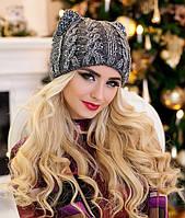 Зимняя женская шапка-кошка «Кэти стронг» от производителя