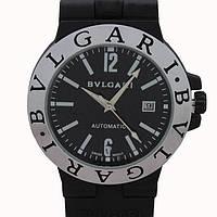 Красивые часы для женщины Bvlgari B. Zero Silver Black