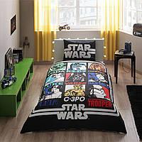 Подростковое постельное белье STAR WARS THE FORCE AWAKENS DISNEY от TAC