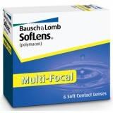 Контактные линзы Bausch and Lomb Soflens Multi-Focal