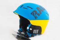 Шлем горнолыжный X-Road № 930-2 blue-yellow