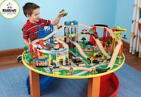 Детский игровой стол KidKraft City Explorer 17985