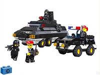 """Конструктор """"Полиция"""" Sluban M38-B2000, 311 деталей"""