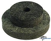 Круг войлочный жесткий 125 мм