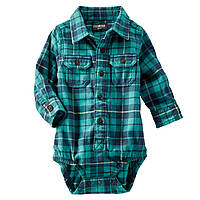 Боди-рубашка OshKosh. 9, 24 месяца