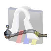 Наконечник рулевой тяги (правый) RTS 91.02401.1 = RENAULT 6001550443