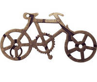 Головоломка литая Велосипед